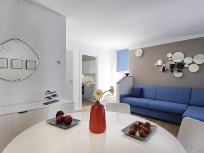 Photo for Pozzo del Mare 10 - central with great terrace and view