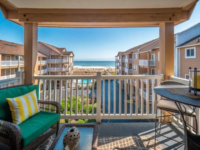 Photo for Sand Pebbles C20: 2 BR / 2 BA condo in Carolina Beach, Sleeps 6