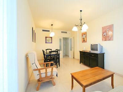 Photo for Apartment Urb Bahia Golf in Rota - 4 persons, 2 bedrooms