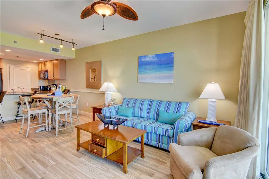 8th Floor Two Bedroom 3 Bath Gulf Front Free Beach Service