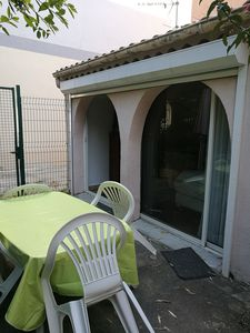 Photo for Appart 3P at the back HOUSE - RDJ TERRACE - 5MN beaches-CALM ideal FAMILY