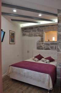 Photo for Stone house apartment in the heart of Kotor