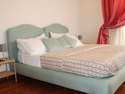 "Photo for ""Napoli Panorama"" Bed & Breakfast - Pink Room"