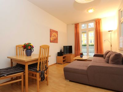 Photo for Apartment 6, 1st floor, 3 bedrooms, Zinnowitz - Haus Rubert 4-star holiday apartments, near the beach