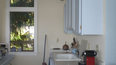 Master Bedroom Kitchenette awesome! tides,sunsets, mountains-hood cana - vrbo