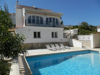 Photo for Villa Joya. Pool, Air-Con and Wifi (Sleeps 8 Add apartment to sleep 12 in total)