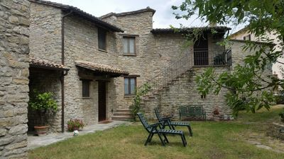 "Photo for Agriturismo Brigolante located 5 minutes from Assisi apartment ""the stalletta"""
