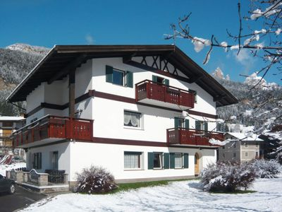 Photo for Apartment Casa Cincelli (PFS183) in Pera di Fassa - 4 persons, 2 bedrooms