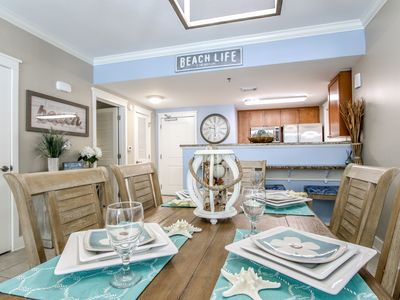 Photo for New Decor 2019~Ground Floor~2 King Suites~Closest to Beach/Pools~Gel Mattress