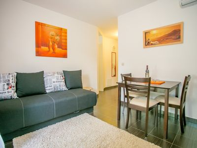 Photo for Apartment Kardumovic II Brown with Garden View