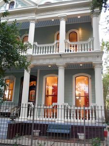 Photo for The Byrnes House - Classic Garden District Greek Revival Home