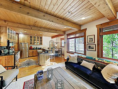 Photo for Stylish Townhome w/ Hot Tub - Prime Locale Near Resorts, Dining & Nightlife