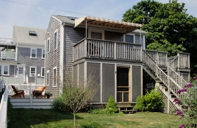 Photo for Fabulous 2BR stand-alone house in Provincetown's Near West End