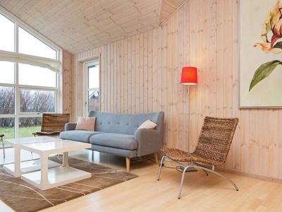Photo for Vacation home Øer Strand in Ebeltoft - 6 persons, 3 bedrooms