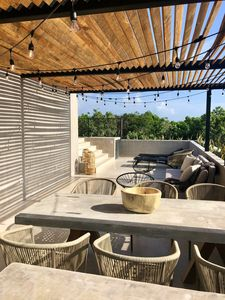 Photo for ★Boho Chic Rooftop Penthouse w/ own pool - ARBA★