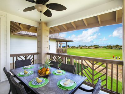 POIPU PILI MAI 6-L Ocean, Mountain, Golf Course & Sunset Views - AUTUMN 2020 SPECIAL $249 per night*