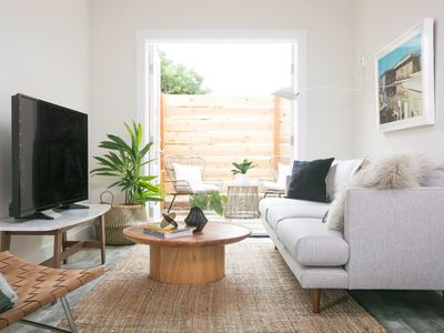 Photo for Sonder | Bonair Way | Stunning 1BR + Terrace