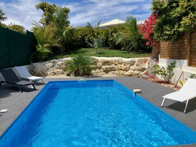 Photo for VILLA MABOUYA 2 - RENTAL WITH PRIVATORY SWIMMING POOL IN ST FRANCOIS