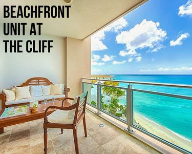 *High Season SPECIALS* The CLIFF_Upscale beachfront property_FULL AMENITIES