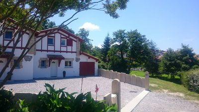 Photo for pretty house with garden and private parking, furnished tourism classified 4 stars ****