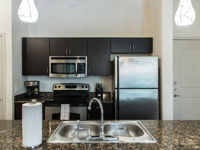 Photo for 2BR Apartment Vacation Rental in Fort Worth, Texas