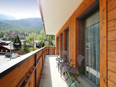 Photo for Apartment Zur Matte B in Zermatt - 2 persons, 1 bedrooms