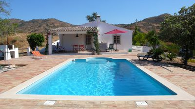 Photo for Beautifully situated finca in the Algarve