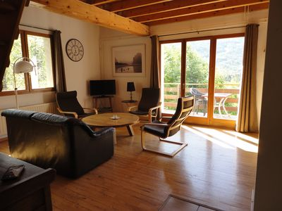 Photo for 2BR Apartment Vacation Rental in Allos