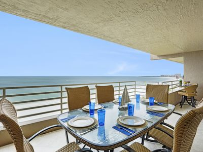 Photo for Paradise Found!  Beautiful condo on the Gulf of Mexico.  A perfect beach retreat