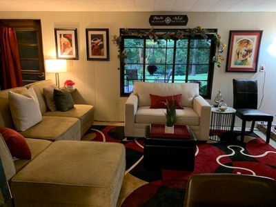 Photo for DELIGHTFUL PATIO APARTMENT IN SOUTH KC
