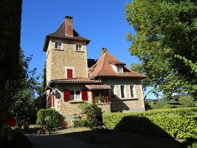 Photo for 4BR Chateau / Country House Vacation Rental in Saint-Martin-le-Redon