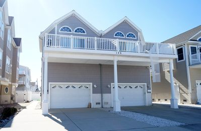 Photo for ABOUT 2 BLOCKS TO THE BEACH!  Located on a nice residential street in the south end of the island.