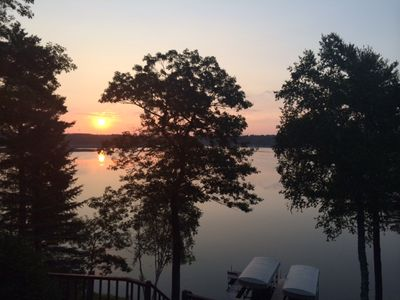 Photo for Incredible Gull Lake Views - Close To Everything