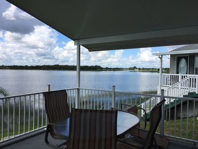 Photo for Lake front gated community resort