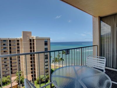 Photo for Spacious Royal Kahana Ocean View 2 bedroom/2bath - Great Rates Rates through 2019