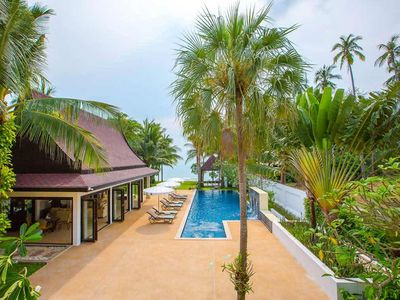 Photo for Baan Chom Tawan - luxury 6 bedrooms serviced villa - Travel Keys