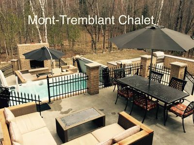 Photo for 5* Cozy Chalet Mont Tremblant
