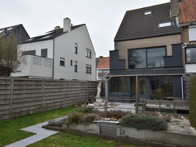 Photo for Nice family home at a short distance from the centre and beach of Blankenberge
