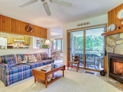 Photo for Ridgeline condo w/2 master suites, within walking distance to golf course