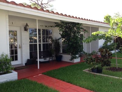 Photo for Beautiful 2/1 located within the Fort Lauderdale/Wilton Manors Area