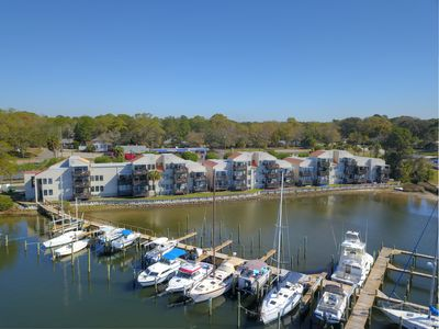 Photo for Bayou Front With Free Boat Slip - Sleeps 4 Adults