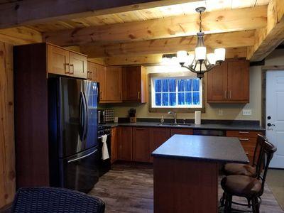 ENJOY this New Construction! Private! Rustic! Mollie Lake Cabin! No SMOKING/PETS
