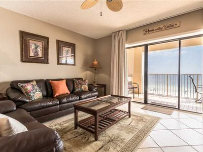 Photo for Casa Del Sol D-1: 3 BR / 3 BA condo in Gulf Shores, Sleeps 8