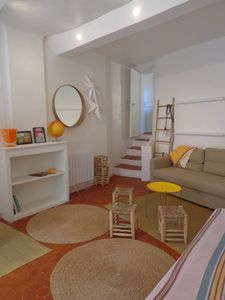 Photo for Crossing apartment ideally located in the Hyèrois art trail