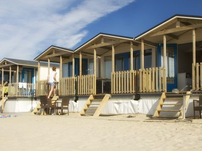 Photo for Luxurious beach houses for rent at the Wijk aan Zee beach