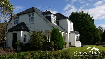 Photo for Beautiful house commanding stunning views of the Solway Firth