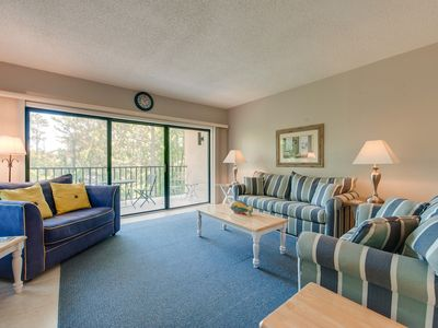 Photo for Village House 308: 2 BR / 2 BA villa in Hilton Head Island, Sleeps 8