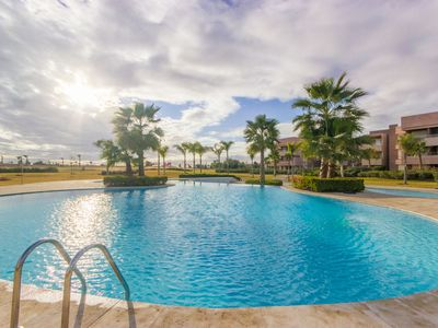 Relax at Golf City Opal - Pool