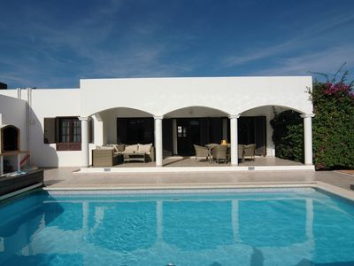 Photo for Luxury Family Villa With Private Heated Pool