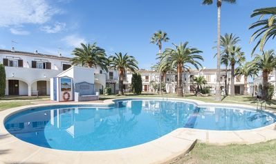 Photo for MARJAL DE LES MARINES - Chalet with shared pool in Denia.